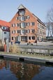 Thumbnail image of corn store building, Wolgast, Mecklenburg Vorpommern, Germany