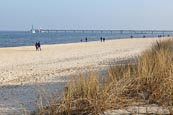 Thumbnail image of Beach at Zinnowitz, Mecklenburg Vormpommern, Germany