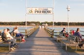 Thumbnail image of Pier in Prerow, Baltic Sea, Darss, Mecklenburg-Vorpommern, Germany