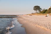 Thumbnail image of Beach at Ahrenshoop, Mecklenburg-Vorpommern, Germany