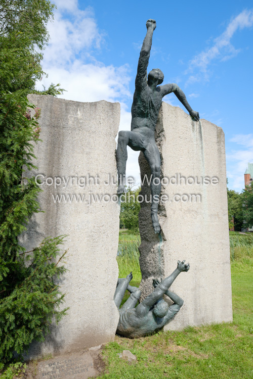photo showing Monument To The Victims Of Fascism, Bad Doberan, Mecklenburg-Vorpommern, Germany