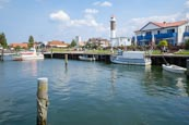 Timmendorf Harbour And Lighthouse, Poel, Mecklenburg-Vorpommern, Germany