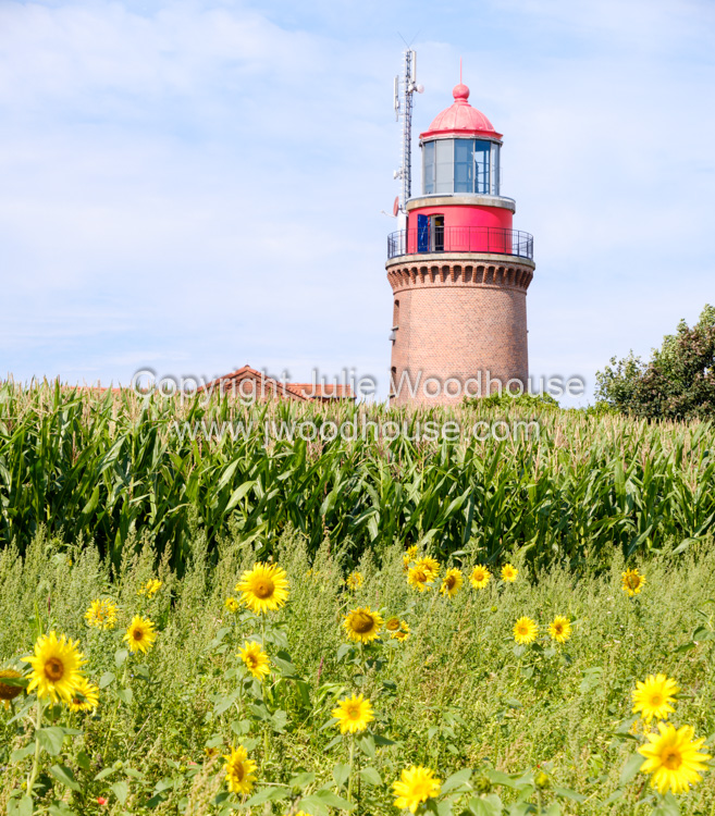 photo showing Bastorf Lighthouse, Mecklenburg-Vorpommern, Germany