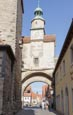 Thumbnail image of Röder Arch / Markus Tower, Rothenburg ob der Tauber, Franconia, Bavaria, Germany