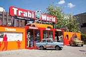 Thumbnail image of Trabi World, Trabant Museum, Berlin, Germany