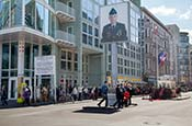 Thumbnail image of Checkpoint Charlie, Berlin, Germany