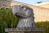 Thumbnail image of Eagle Square, Tempelhof - Eagle Head by Wilhelm Lemke, 1940, Berlin, Germany