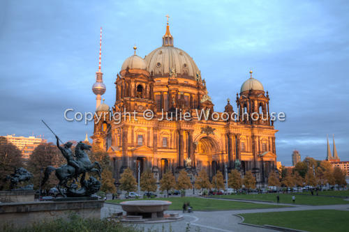 photo showing Berlin Cathedral, Berlin, Germany