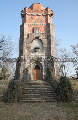 photo showing Bismarck Tower, Pritzwalk, Brandenburg, Germany