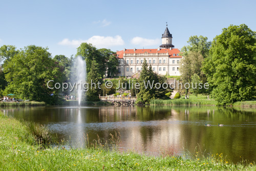 photo showing Schloss Wiesenburg, Brandenburg, German