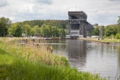 Boat Lift, Niederfinow, Brandenburg, Germany