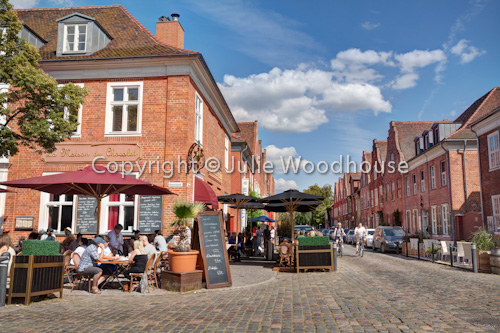 photo showing Dutch Quarter, Potsdam, Brandenburg, Germany