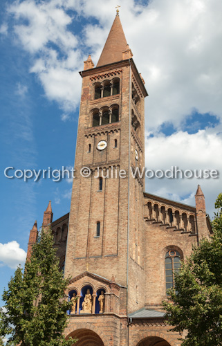 photo showing Saint Peter And Paul Church, Potsdam, Brandenburg, Germany