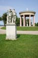 Thumbnail image of Castor and Pollux statue and the Hebe temple, Neustrelitz, Mecklenburg-Vorpommern, Germany