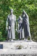 Thumbnail image of Ravensbrück Concentration Camp Memorial Fürstenberg Havel – Müttergruppe – mothers group memorial st