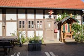 Thumbnail image of Weihnachtsstube Christmas House at Himmelpfort, Brandenburg, Germany
