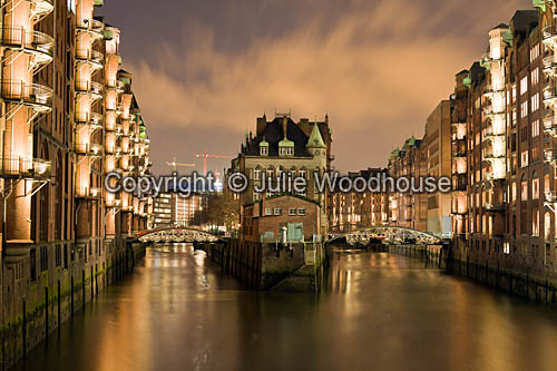 photo showing Speicherstadt, Hamburg, Germany