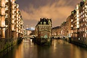 Thumbnail image of Speicherstadt, Hamburg, Germany