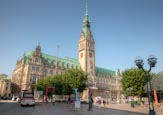 Thumbnail image of Rathaus and Marktplatz, Hamburg, Germany