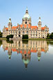 Neues Rathaus, Hannover, Lower Saxony, Germany