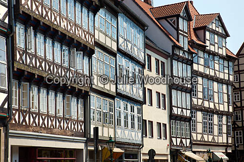 photo showing Altstadt, Burgstrasse, Hannover, Lower Saxony, Germany
