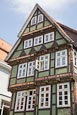 Thumbnail image of Timber frame building corner of Markt and Neue Strasse, Celle, Lower Saxony, Germany