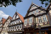 Thumbnail image of Timber frame buildings on Zöllnerstrasse, Celle, Lower Saxony, Germany