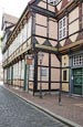 Thumbnail image of Timber frame building on Kalandgasse, former Latin School, Celle, Lower Saxony, Germany