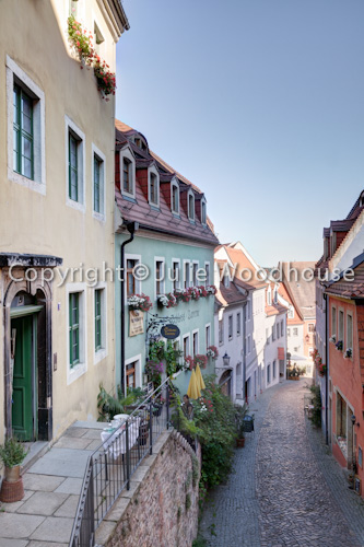photo showing Hohlweg, Altstadt, Meissen, Saxony, Germany