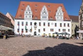 Thumbnail image of Markt with Rathaus, Altstadt, Meissen, Saxony, Germany