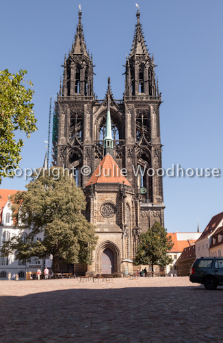 photo showing Cathedral, Altstadt, Meissen, Saxony, Germany