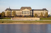 Thumbnail image of Saxon State Ministry of Finance, Dresden, Saxony, Germany