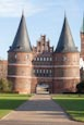 Thumbnail image of Holstentor, Luebeck, Schleswig-Holstein, Germany