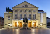 Thumbnail image of National Theatre on Theaterplatz, Weimar, Thuringia, Germany