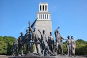 Thumbnail image of Belltower and Buchenwald Memorial, Weimar, Thuringia, Germany