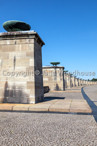 photo showing Buchenwald Memorial, Weimar, Thuringia, Germany