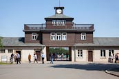 Buchenwald Concentration Camp, Weimar, Thuringia, Germany