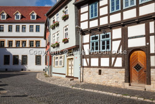 photo showing Altstadt, Erfurt, Thuringia, Germany