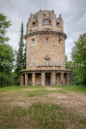 photo showing Bismarck Tower, Jena, Thuringia, Germany