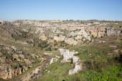 Thumbnail image of Murgia National Park with Torrente Gravina by Matera, Matera, Basilicata, Italy