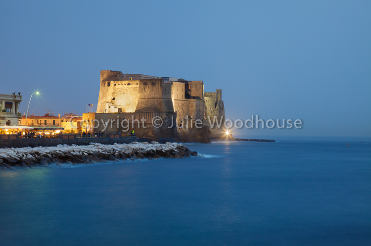 photo showing Castel Dell' Ovo, Naples, Campania, Italy
