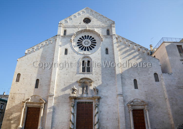 photo showing Cathedral San Sabino, Bari, Puglia, Italy