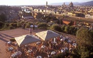 Thumbnail image of Piazzale Michelangelo, Restaurant and view, Florence