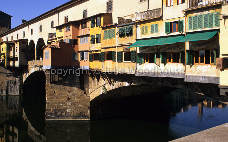 photo showing Ponte Vecchio, Florence, Italy