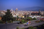 Thumbnail image of View from Piazzale Michelangelo, Florence