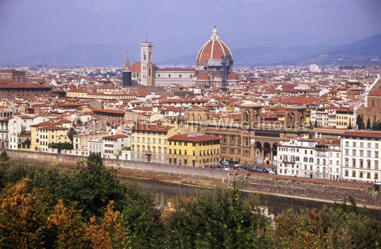 photo showing View From Piazzale Michelangelo, Florence