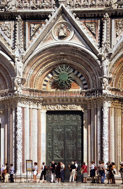 photo showing Duomo, Siena, Italy