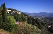Thumbnail image of view from Fiesole, Florence