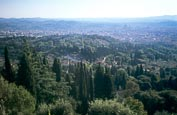 Thumbnail image of view over Florence from Fiesole