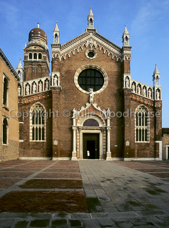 photo showing Madonna Dell' Orto, Venice, Italy